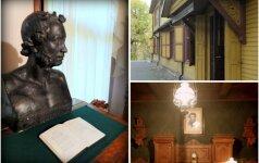 В Музее им. Пушкина в Маркучяй - концерт Моцарты и Сальери