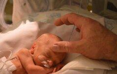 Po skaudžios netekties šiaulietę aplankė motinystės stebuklas