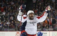 НХЛ: Овечкин сделал хет-трик, Детройт впервые за 27 лет — без плей-офф