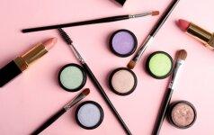 Įdomu: kaip Lietuvoje pasikeitė požiūris į kosmetiką