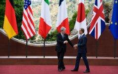 На саммите G7 признали важность диалога с Россией и раскритиковали Трампа