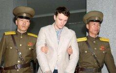 КНДР отрицает пытки американского студента