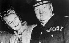 Kodėl W. Churchillio žmona Clementine atsisakė susirasti turtingą meilužį ir buvo pavadinta egoiste