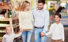 5 įpročiai, kurie palengvina buvimą mama ir tėčiu