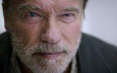 Arnoldas Schwarzeneggeris, kadras iš filmo Pasekmė