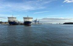 Совет Клайпедского порта одобрил максимальное расширение