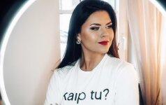 Trenerė Inga Žuolytė apie savo svorio pokyčius: toks gyvenimas – tik savęs kankinimas