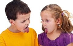Nei piktuoju, nei gražiuoju vaikai neklauso: ką daryti?