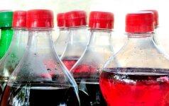 Kavinėse – kova prieš nutikimą: apribotas saldžių gazuotų gėrimų pardavimas