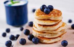 Užgavėnėms – 5 blynų receptai