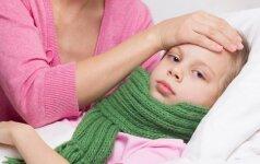 5 močiutės kompresai nuo kosulio