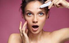 Dermatologė papasakojo, kodėl rūgštinį veido valymą turėtum patikėti tik profesionalams