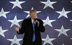 NYT: спецслужбы США расследуют связи соратников Трампа с Россией