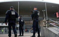 В Лионе отработали сценарий теракта перед матчем сборных на Евро-2016