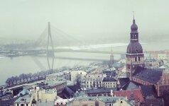 В субботу и воскресенье общественный транспорт Риги будет бесплатным