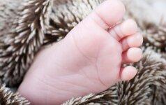 Kineziterapeutas pataria, kaip prižiūrėti vaiko pėdutes