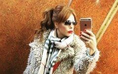 Анастасия Стоцкая ждет второго ребенка