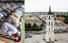 Musulmonai Vilniuje