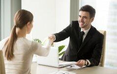 Profesionalūs patarimai, kaip išsiderėti trokštamą algą