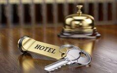 Гостиницы Литвы aтaкуют туристы