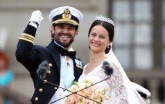 Dar vienas karališkasis kūdikis Švedijoje – berniukas! PAPILDYTA