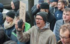 В Беларуси оымечают День Воли - в городах проходят акции