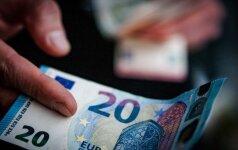 Moteris parodė, kiek uždirba ir išleidžia: jei ne sutuoktinis, neišgyventume