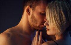 Orgazmas – tik vyrų privilegija?