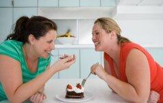 Eurostat: у жителей Литвы - проблемы с ожирением