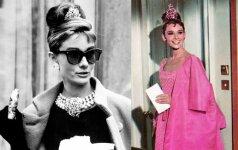 """Stilius kaip kine: Audrey Hepburn filme """"Pusryčiai pas Tifanį"""" (FOTO)"""