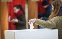Во втором туре парламентских выборов в Литве явка составила 37,85%