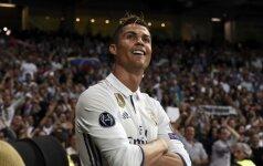 Crtistiano Ronaldo