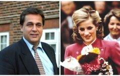 Princesės Dianos gyvenimo meilė – kodėl nutrūko santykiai su daktaru Hasnatu Khanu