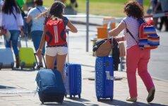 Už ispano ištekėjusi lietuvė į tėvynę negrįš dėl vyro atlyginimo