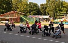 Po gimdymo: nuo kada, kiek ir kaip sportuoti?