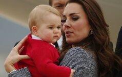 Karališkasis kūdikis ruošiasi švęsti gimtadienį