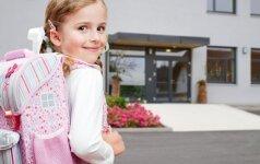 9 patarimai, kaip išsirinkti geriausią mokyklinę kuprinę
