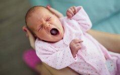 Jaunos mamos išpažintis: gimus vaikui mane ištiko šokas