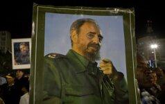 На Кубе хоронят Фиделя Кастро