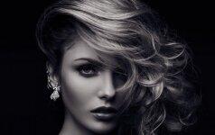 Naujovė plaukų priežiūroje – kondicionieriai, kuriems nereikia šampūno