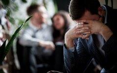 Jaunuolio išpažintis: sulaužytas vyriškas pažadas privertė save įvertinti iš naujo