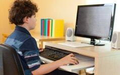 Psichologė: socialiniuose tinkluose paplitusias patyčias sunku kontroliuoti