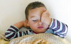 Ką svarbu žinoti apie vaiko pietų miegą?