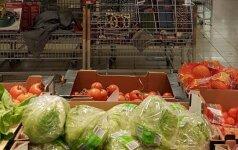 Kokios kainos Vokietijoje: lietuvės nuotraukų galerija iš parduotuvės