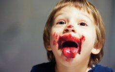Etiketo ABC: šių 5 taisyklių vaikus mokykite kuo anksčiau