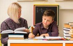 Įvardijo didžiausius skirtumus tarp Lietuvos ir JAV mokyklų