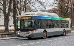 В следующем году на улицы Вильнюса выедут 150 новых автобусов
