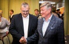 Партию труда на выборы поведет Кестутис Даукшис