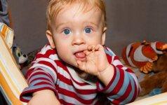 Vaikas tuštinasi į kelnes: ką patars specialistė?