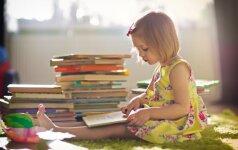Nustebsite sužinoję, ko vaiką išmoko baisios lietuviškos pasakos